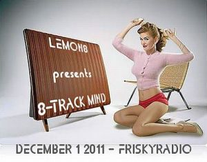 Lemon8 presents 8-Track Mind
